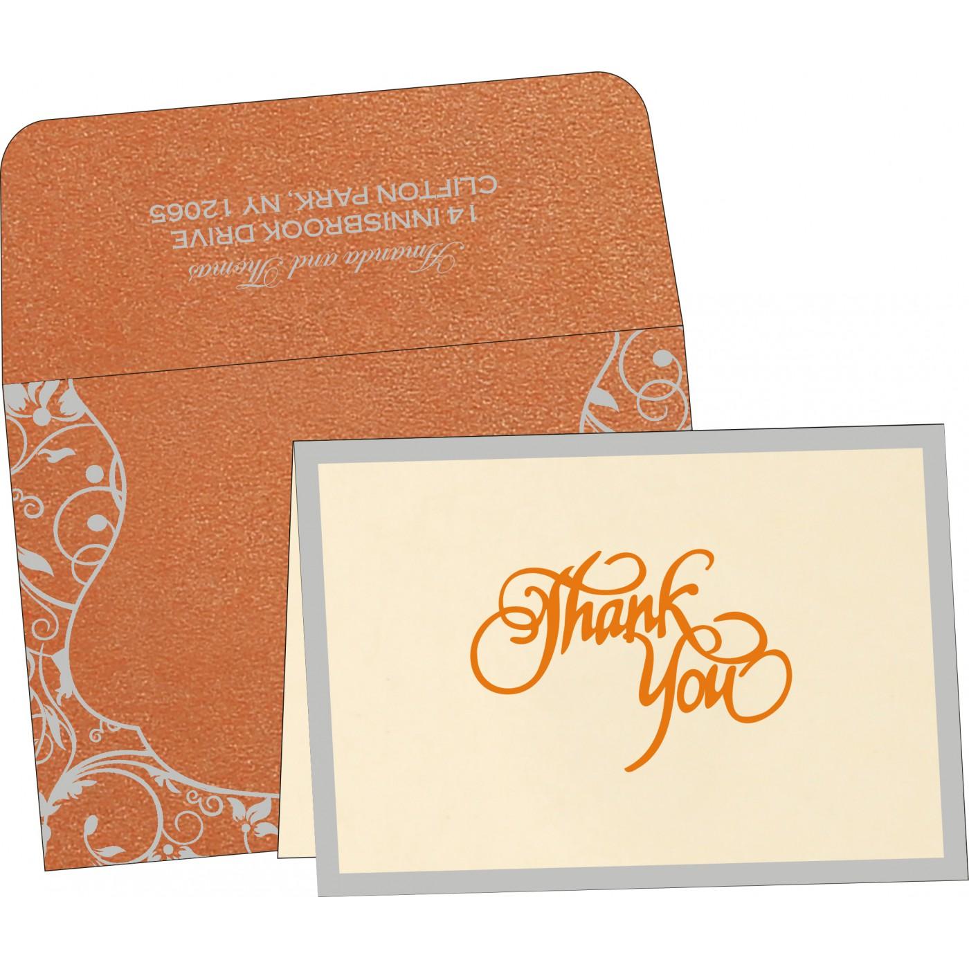 Thank You Cards : TYC-8229I - 123WeddingCards