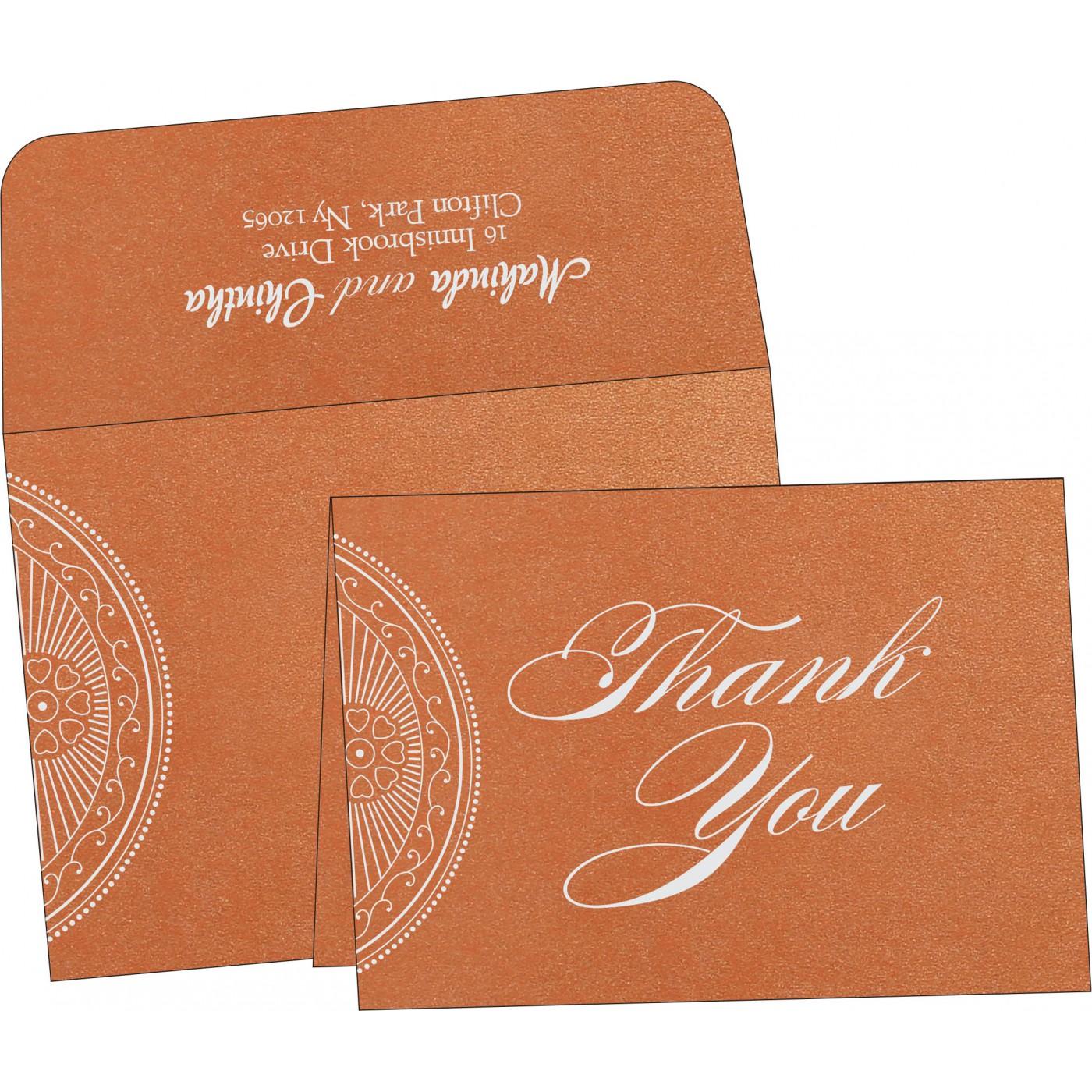 Thank You Cards : TYC-8230T - 123WeddingCards