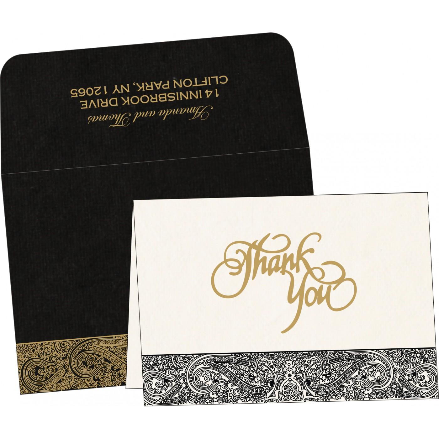 Thank You Cards : TYC-8234A - 123WeddingCards