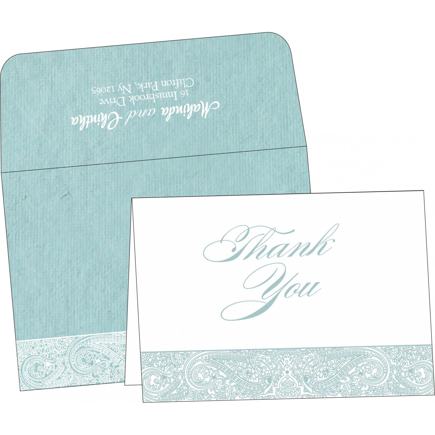Thank You Cards : TYC-8234E - 123WeddingCards