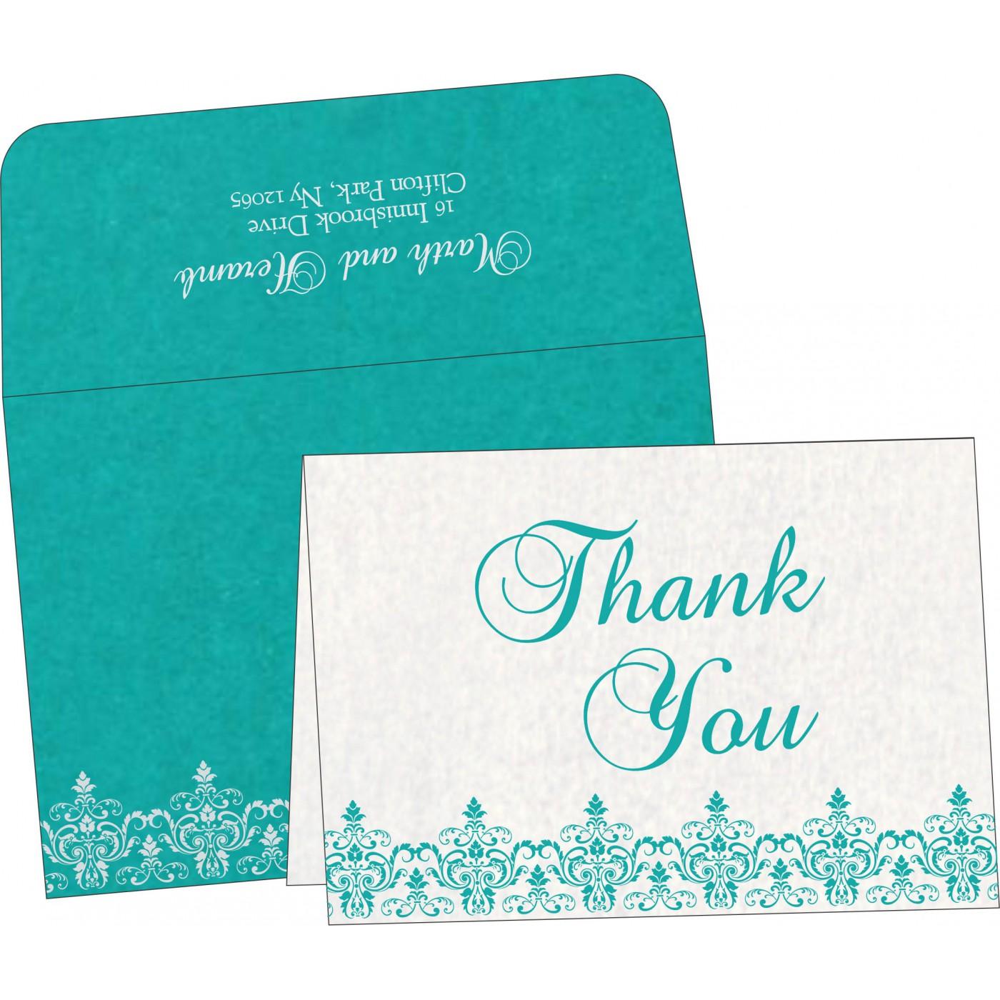 Thank You Cards : TYC-8244C - 123WeddingCards