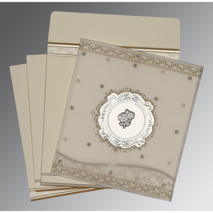 Christian Wedding Invitations - C-8202O