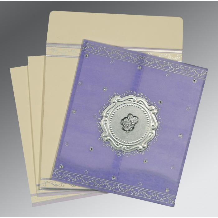 Christian Wedding Invitations - C-8202S