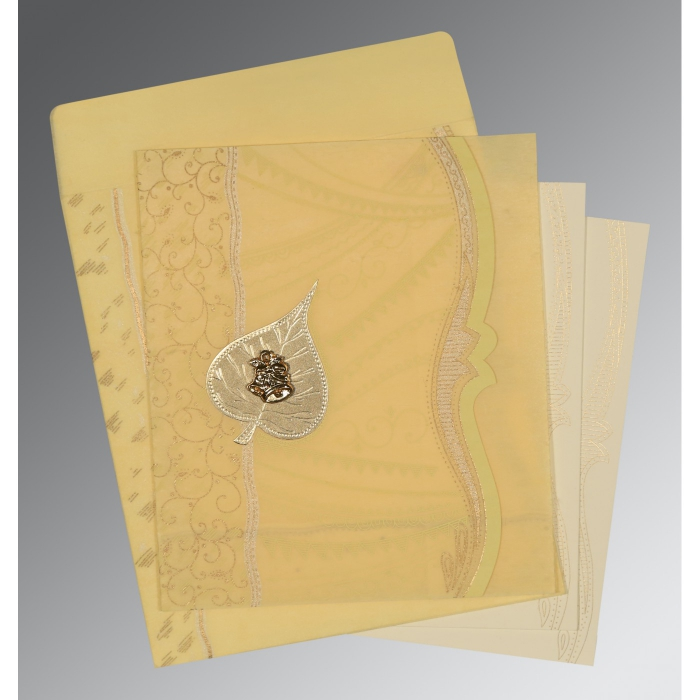 Christian Wedding Invitations - C-8210G