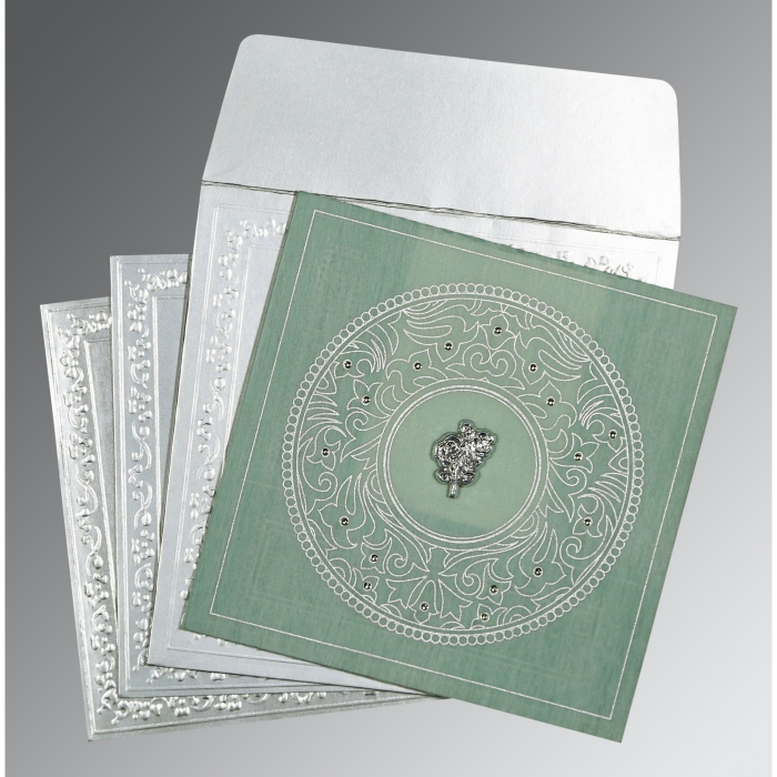 Christian Wedding Invitations - C-8214P