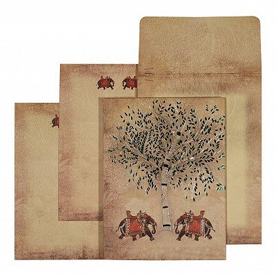 Christian Wedding Invitations - C-1570