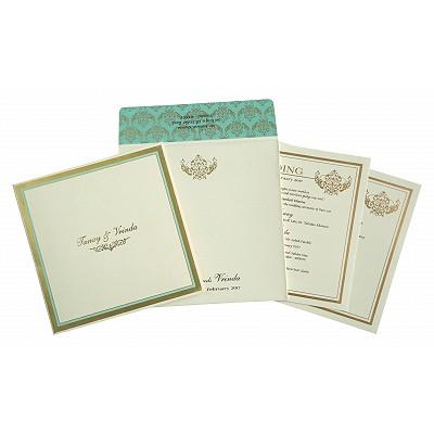 Christian Wedding Invitations - C-1749