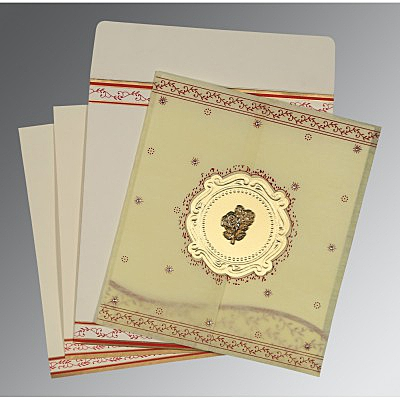 Christian Wedding Invitations - C-8202E