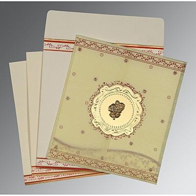 Christian Wedding Invitations - C-8202E