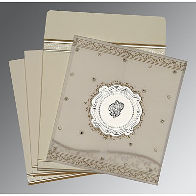 Christian Wedding Invitations - C-8202O
