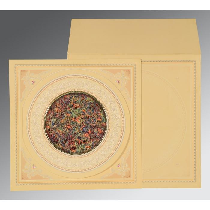 Designer Wedding Cards - D-1101