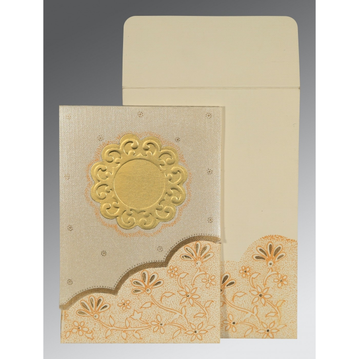 Designer Wedding Cards - D-1183