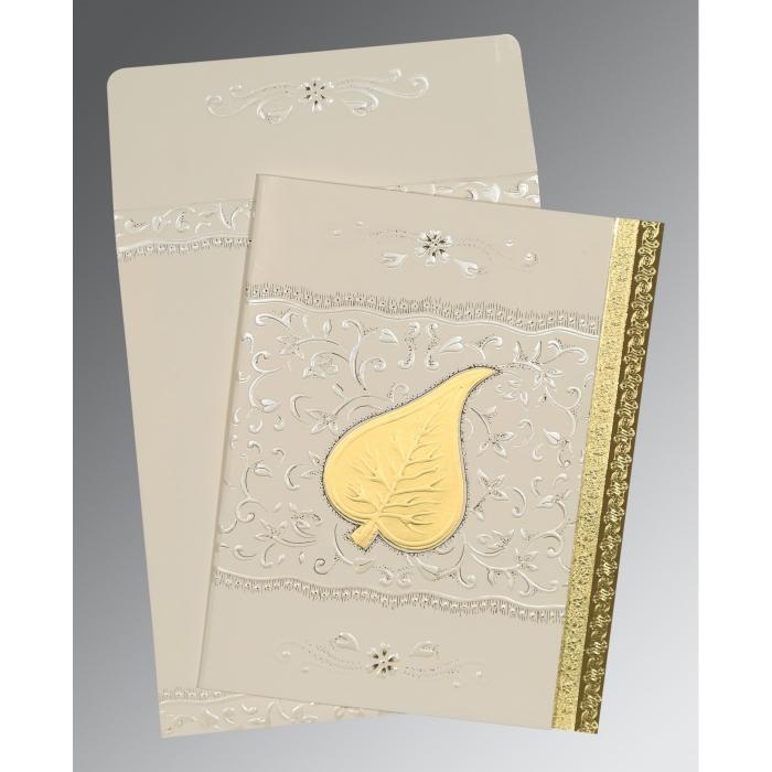Designer Wedding Cards - D-1195