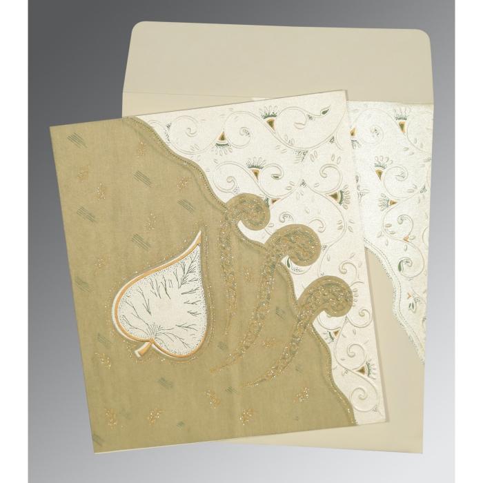 Designer Wedding Cards - D-1197