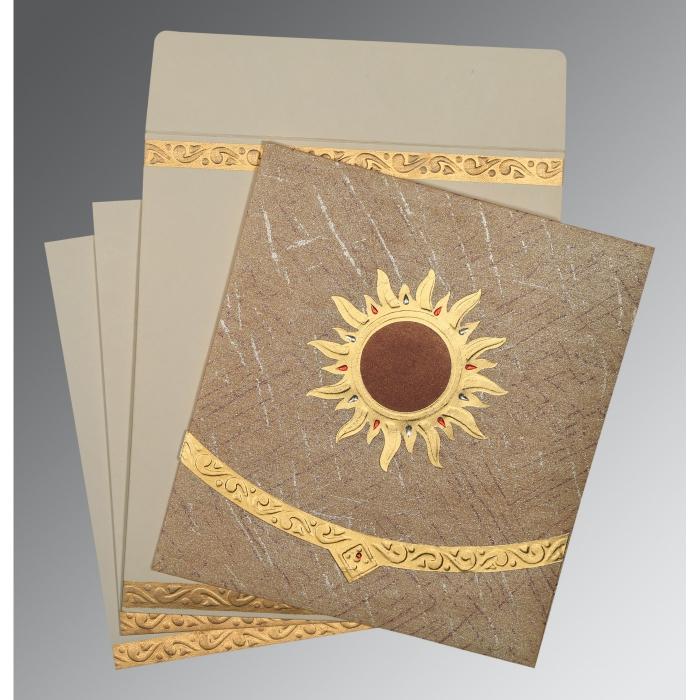 Designer Wedding Cards - D-1225