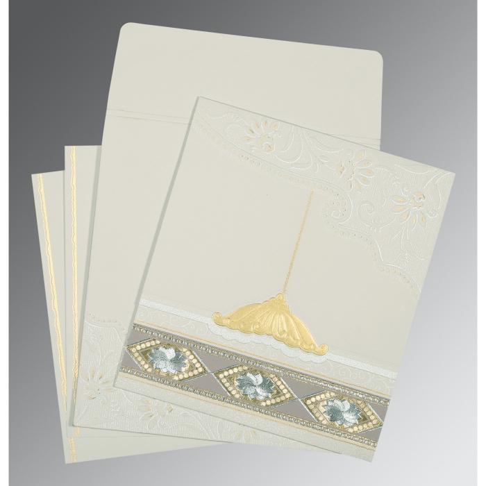 Designer Wedding Cards - D-1228