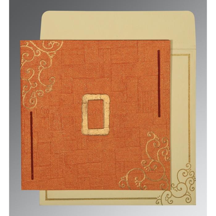 Designer Wedding Cards - D-1236