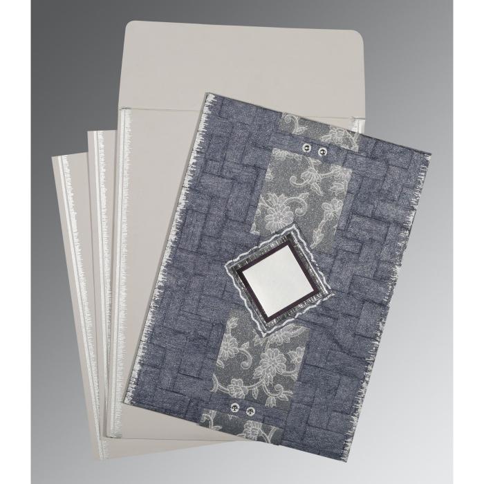 Designer Wedding Cards - D-1277