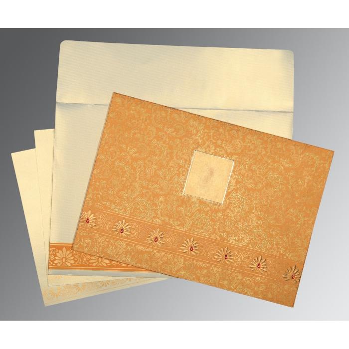 Designer Wedding Cards - D-1296