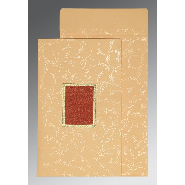 Designer Wedding Cards - D-1303