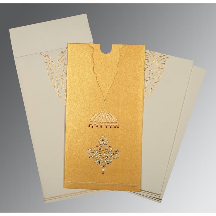 Designer Wedding Cards - D-1350
