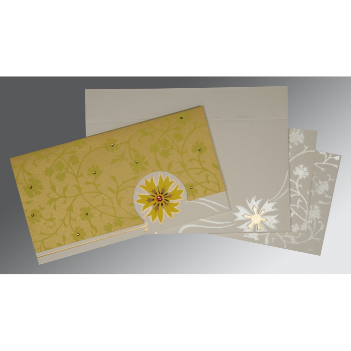 Designer Wedding Cards - D-1380