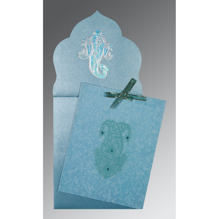 Designer Wedding Cards - D-1382