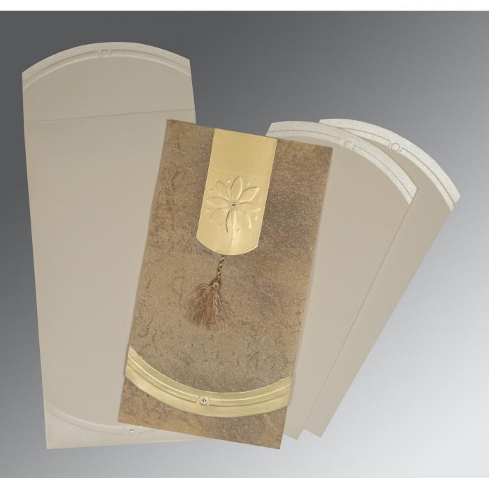 Designer Wedding Cards - D-1385