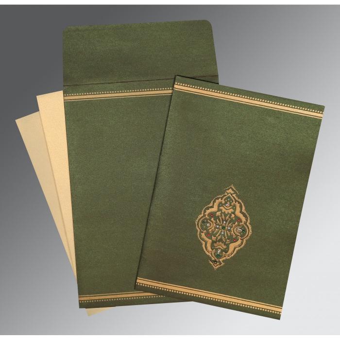 Designer Wedding Cards - D-1388