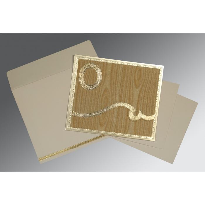 Designer Wedding Cards - D-1402