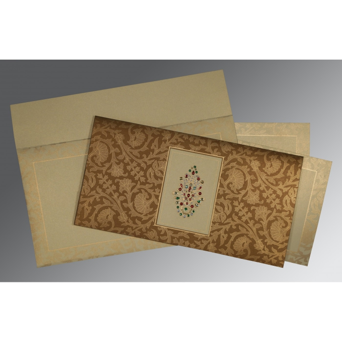Designer Wedding Cards - D-1426