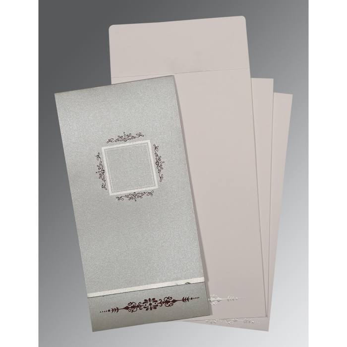 Designer Wedding Cards - D-1427