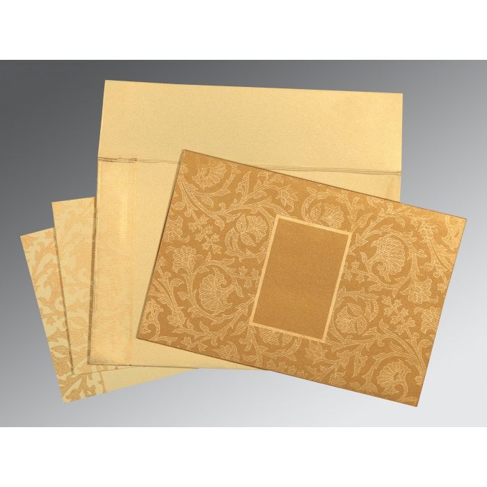 Designer Wedding Cards - D-1434