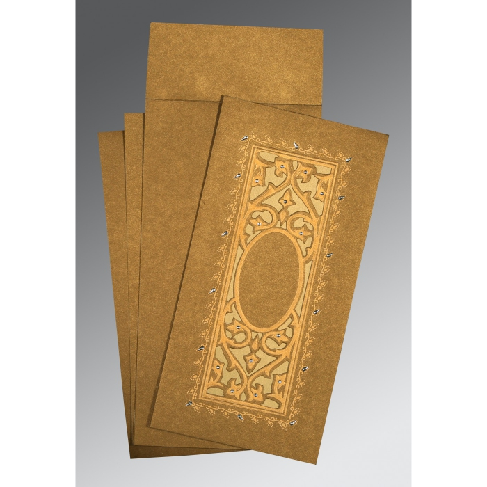 Designer Wedding Cards - D-1440