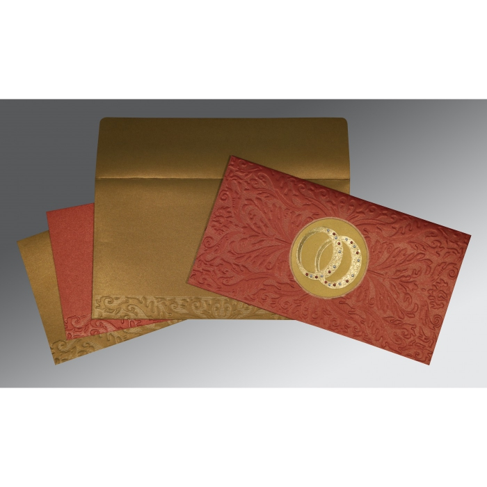 Designer Wedding Cards - D-1465