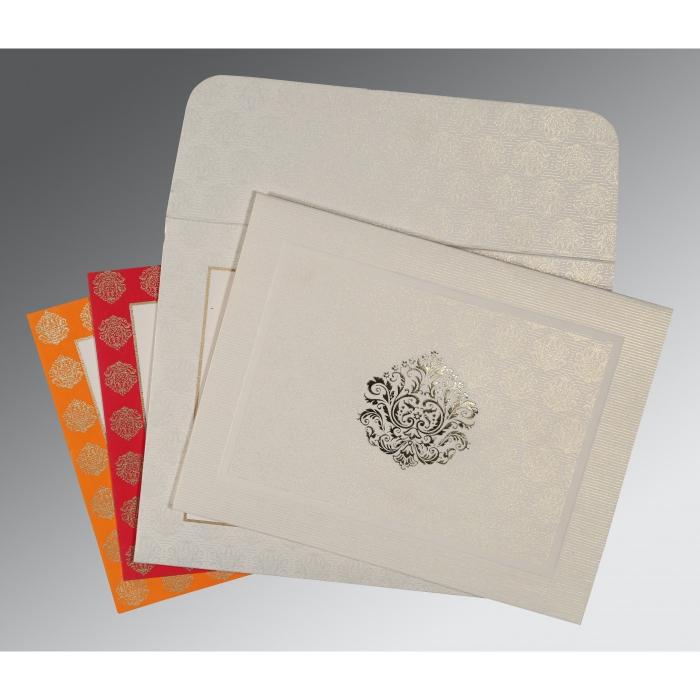 Designer Wedding Cards - D-1502