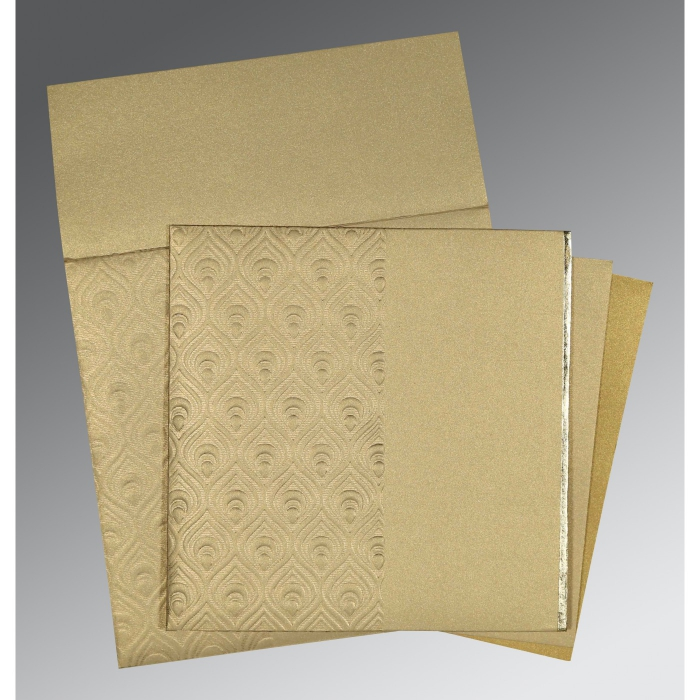 Designer Wedding Cards - D-1506