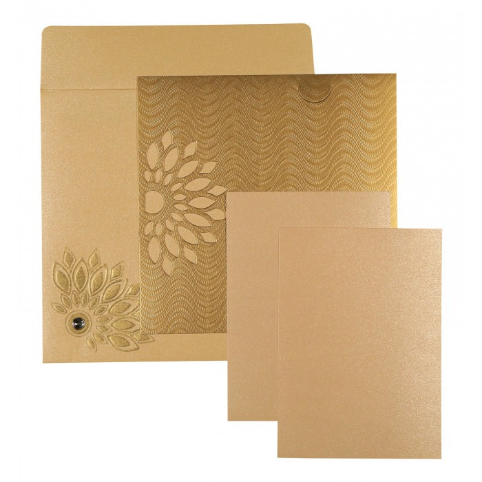 Designer Wedding Cards - D-1512