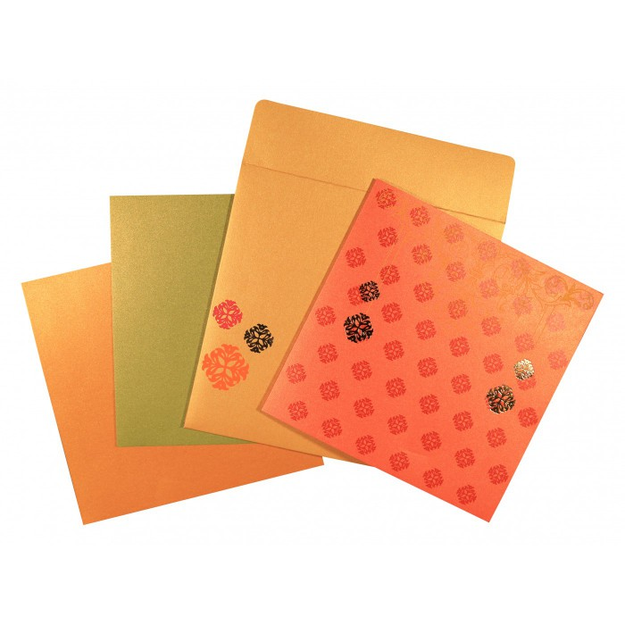 Designer Wedding Cards - D-1520