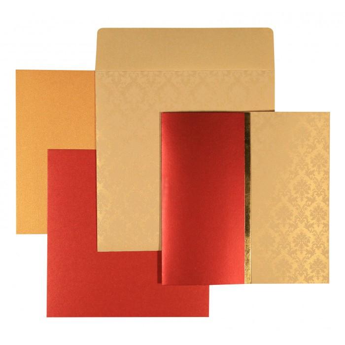 Designer Wedding Cards - D-1530