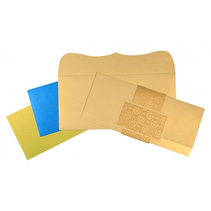 Designer Wedding Cards - D-1531