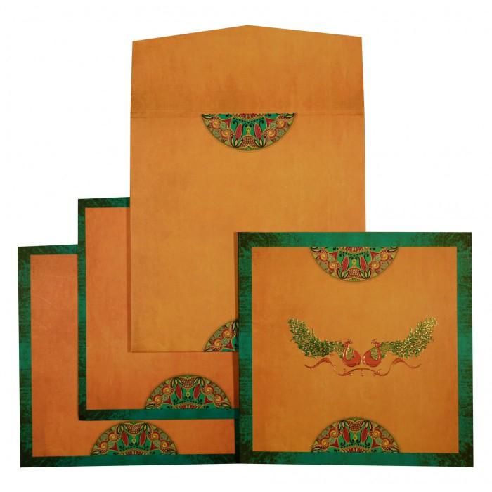 Designer Wedding Cards - D-1540
