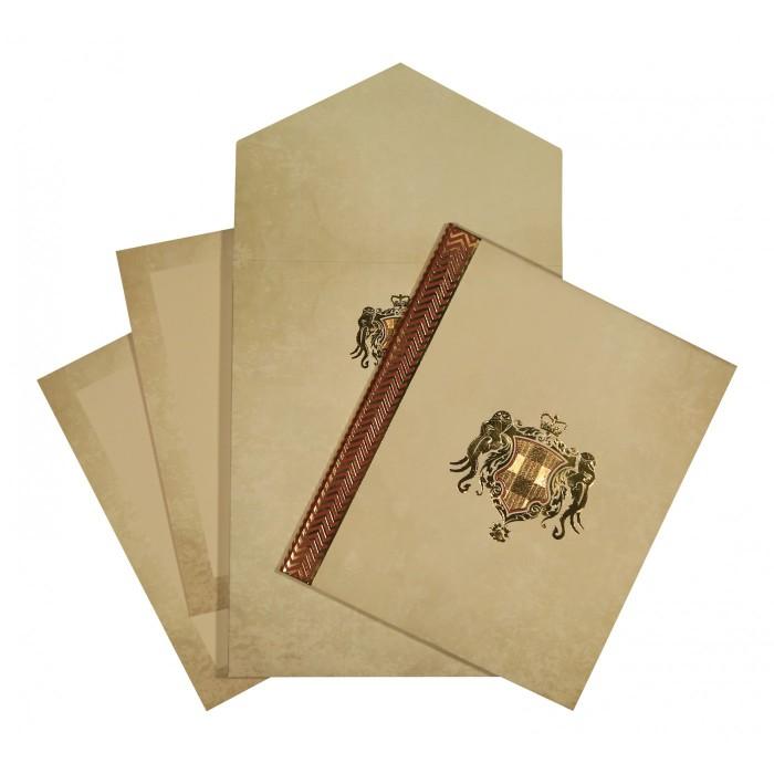 Designer Wedding Cards - D-1561