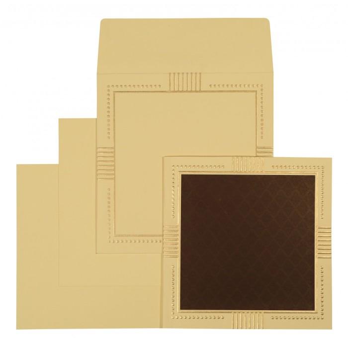 Designer Wedding Cards - D-1580