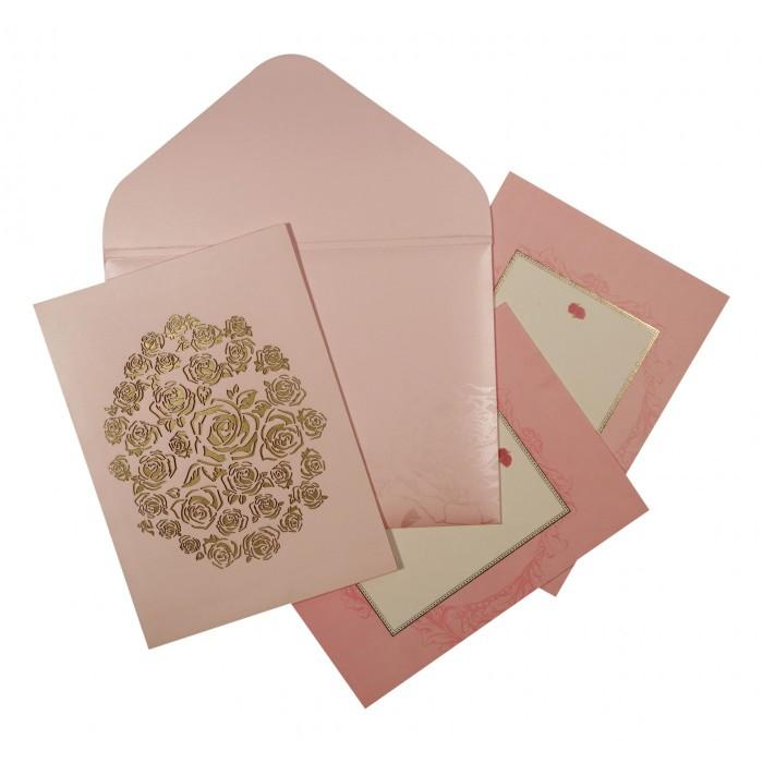 Designer Wedding Cards - D-1597