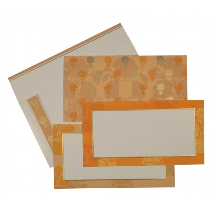 Designer Wedding Cards - D-1603