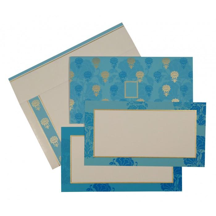 Designer Wedding Cards - D-1605