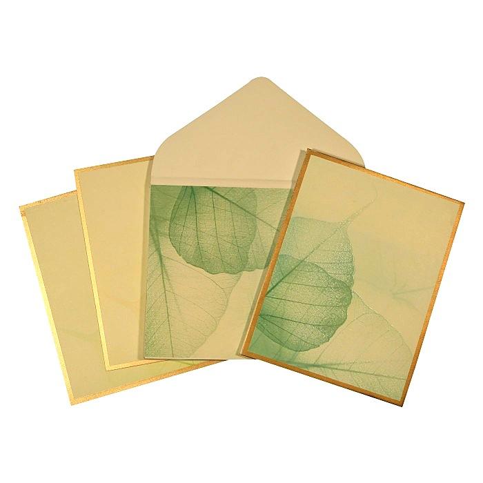 Designer Wedding Cards - D-1626