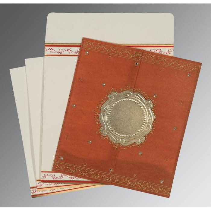 Designer Wedding Cards - D-8202A