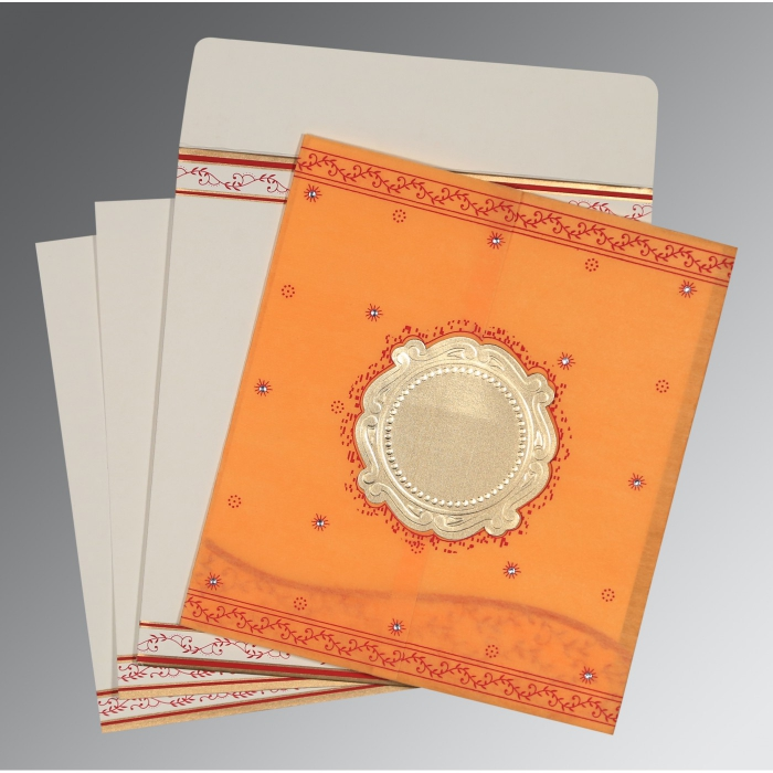 Designer Wedding Cards - D-8202B